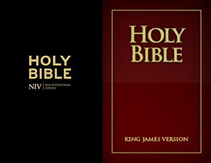 The holy bible the authorized king james version (special.