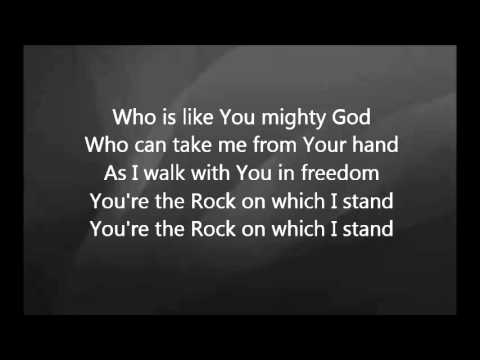 CHRIS TOMLIN – MY DELIVERER
