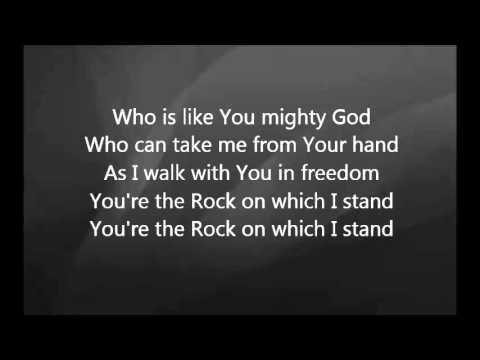 CHRIS TOMLIN – MY DELIVERER
